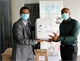 Suriname Receives Protective Coveralls and N95 Respirators to Fight Against COVID-19