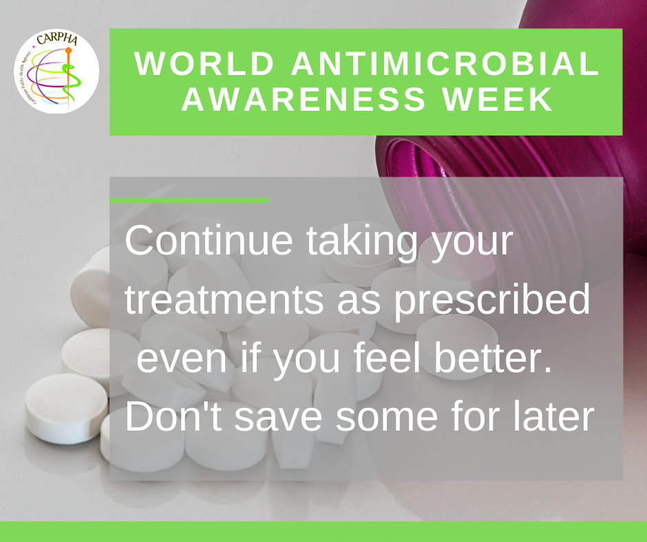 Let's Unite to Preserve Antimicrobials