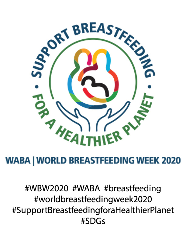 World Breastfeeding Week 2020: Support Breastfeeding for a Healthier Planet